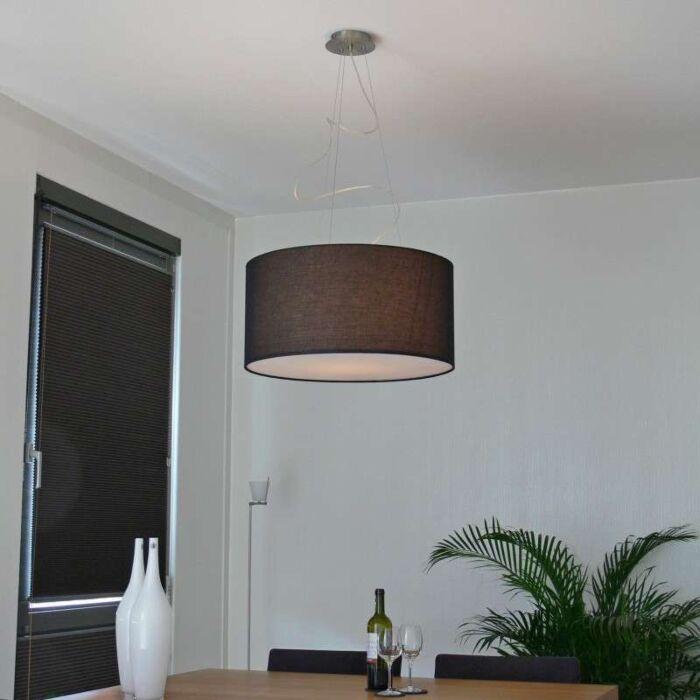 Závěsná-lampa-Drum-60-černá