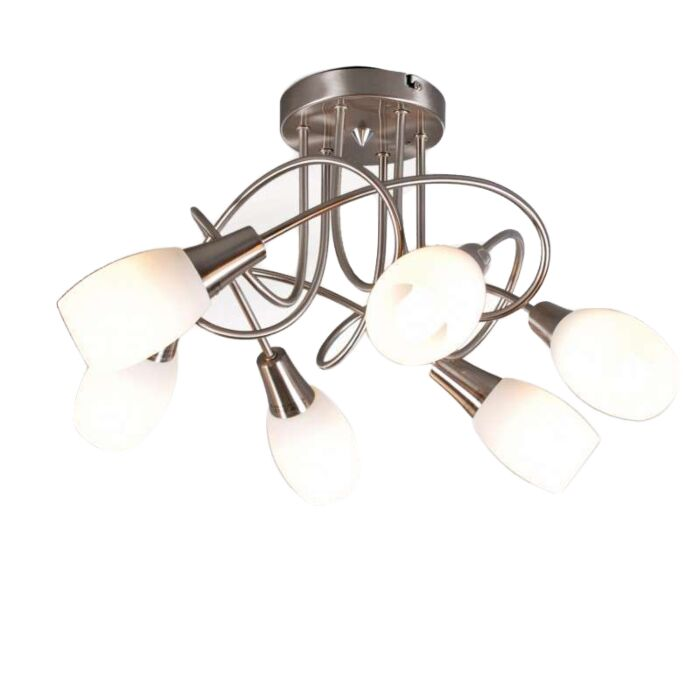Stropní-svítidlo-Andrea-6-ocel