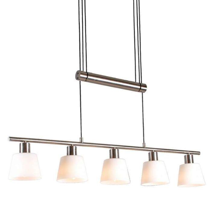 Závěsná-lampa-Pendula-HL93-5-light