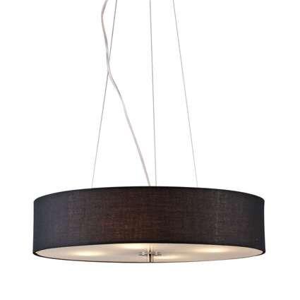 Závěsná-lampa-Drum-50-krátká-černá