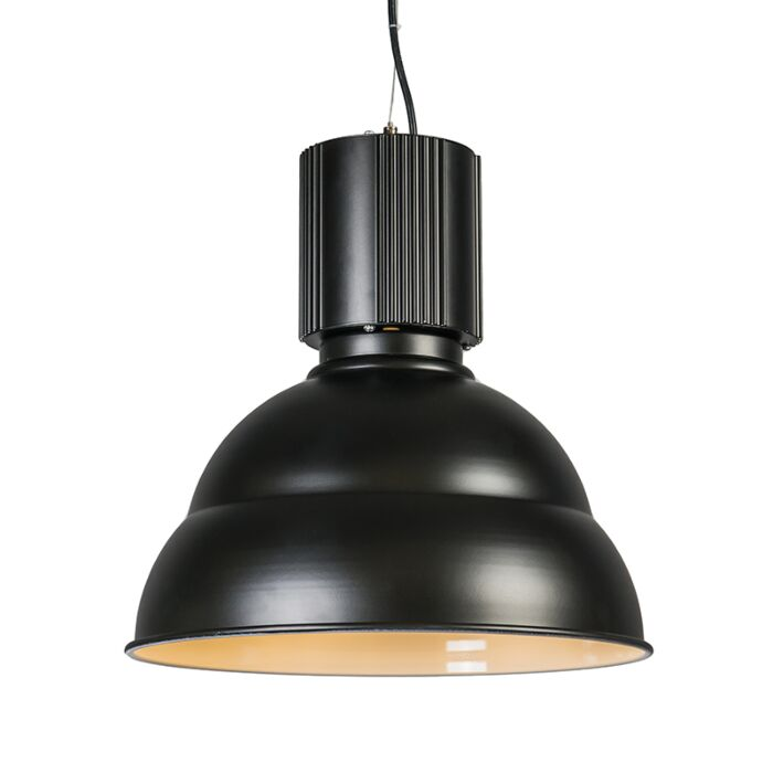 Závěsná-lampa-Industry-black