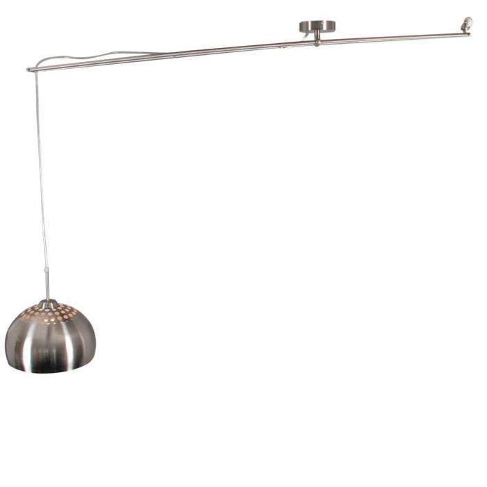 Závěsná-lampa-Decentra-Delux-ocel