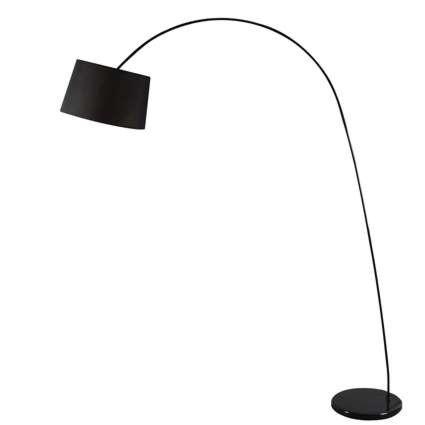 Oblouková-lampa-Easy-černá