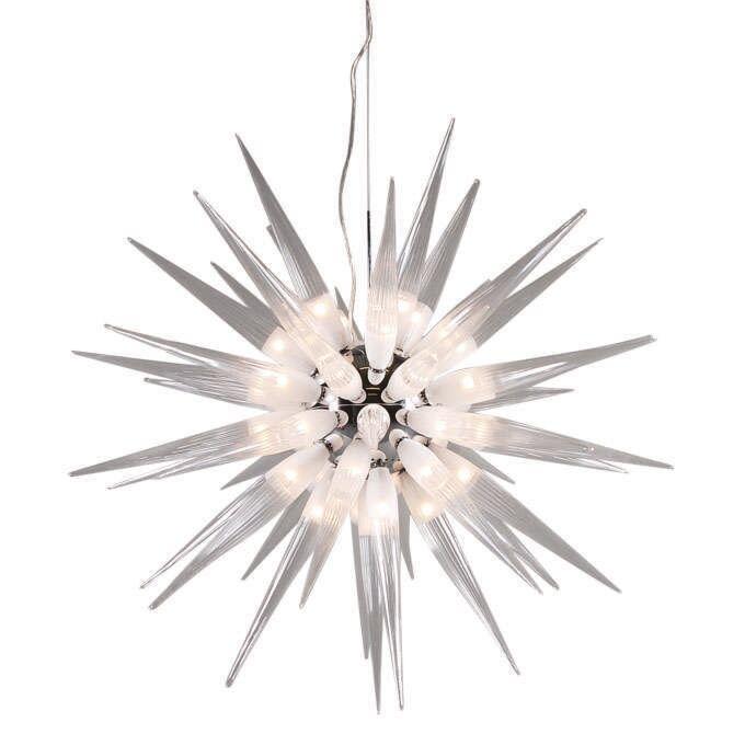 Závěsná-lampa-White-Sun-45-světel