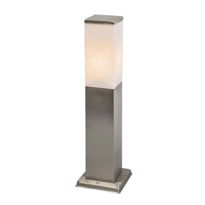 Moderní-venkovní-lampa-45-cm-ocel---Malios