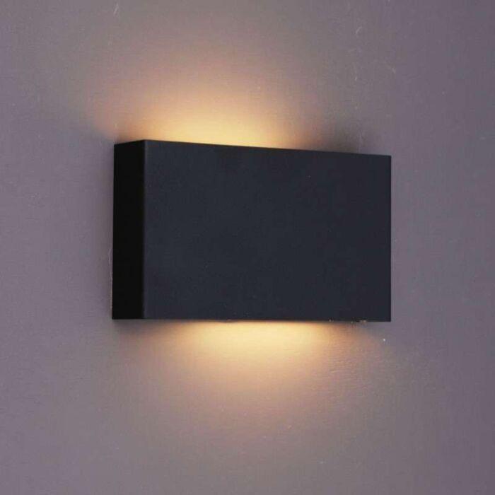 Nástěnná-lampa-Otan-černá