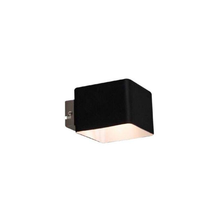 Nástěnná-lampa-Nova-černá