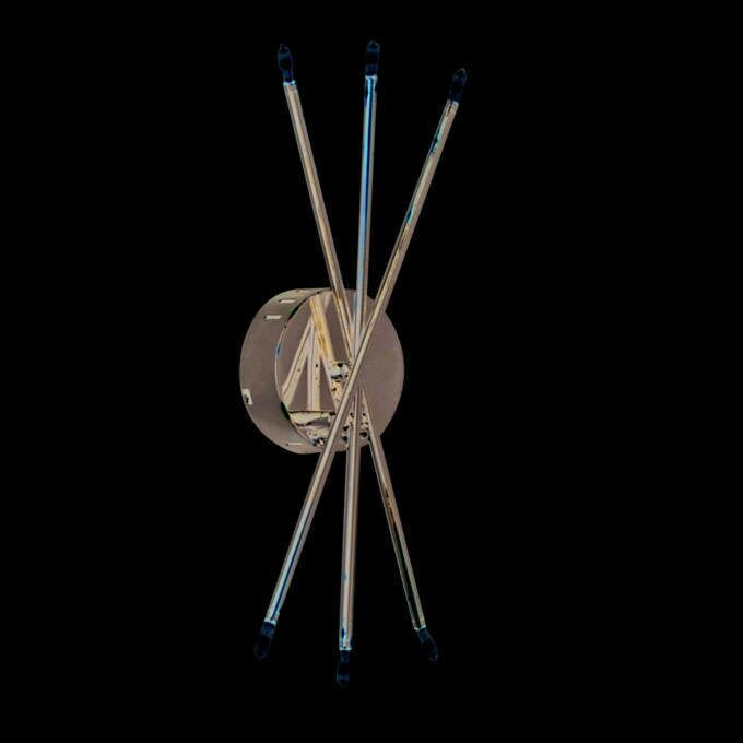 Nástěnná-lampa-Mikado-6-chrom