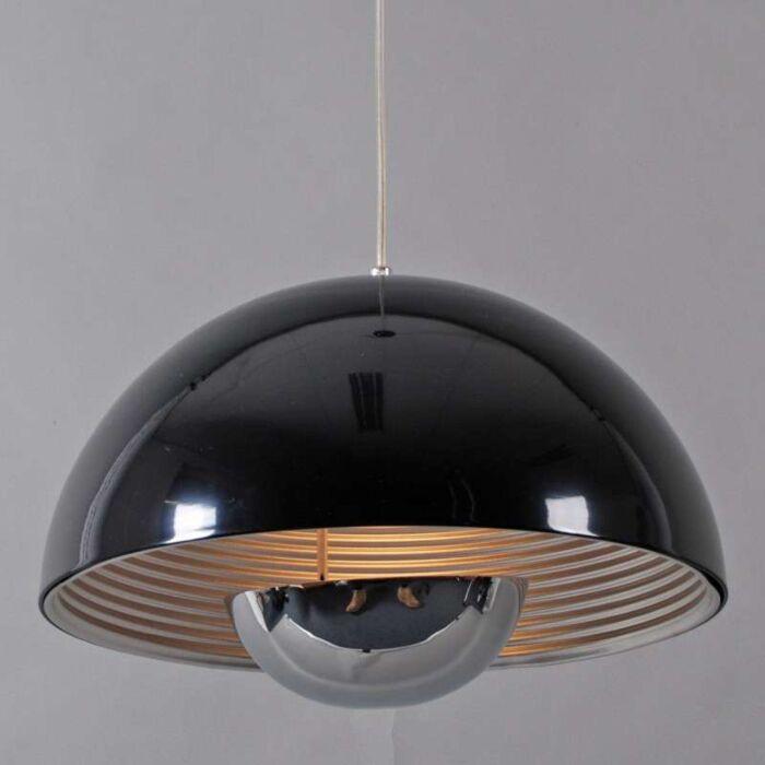 Závěsná-lampa-Elx-1-černá