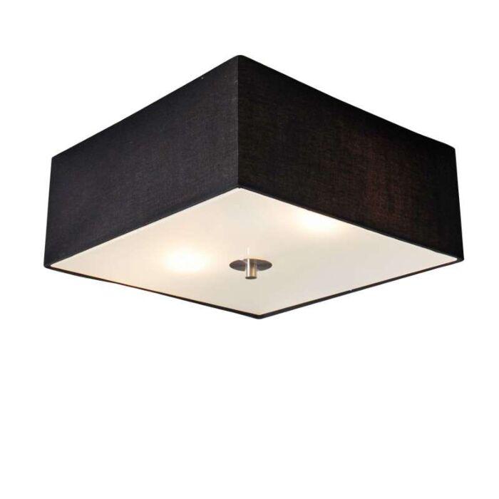 Stropní-lampa-Drum-35-hranatá-černá