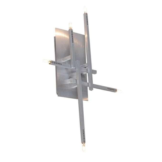 Nástěnné-/-stropní-svítidlo-Rodi-5-hliníkové