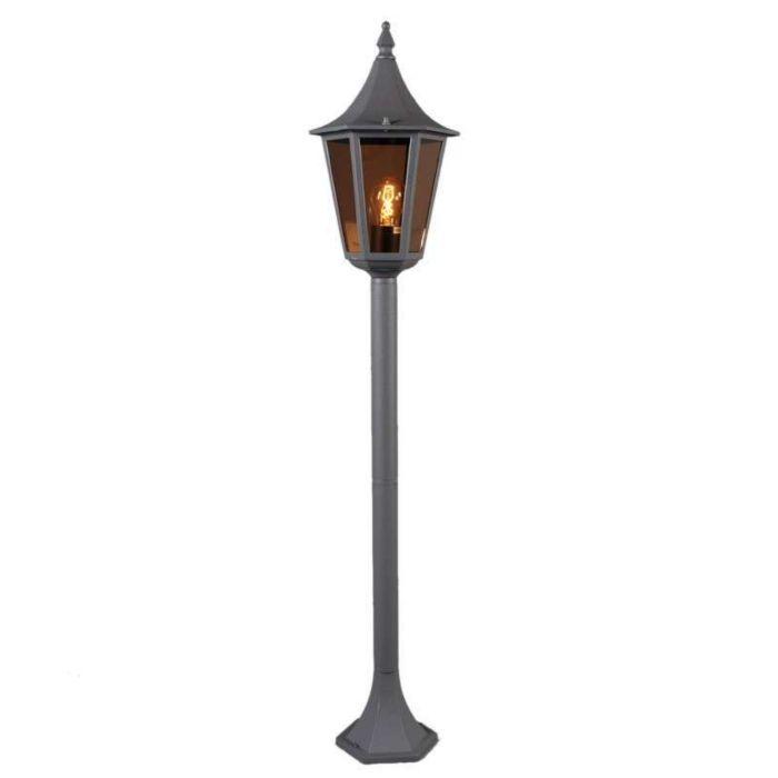 Venkovní-lampa-President-P116-grafitová