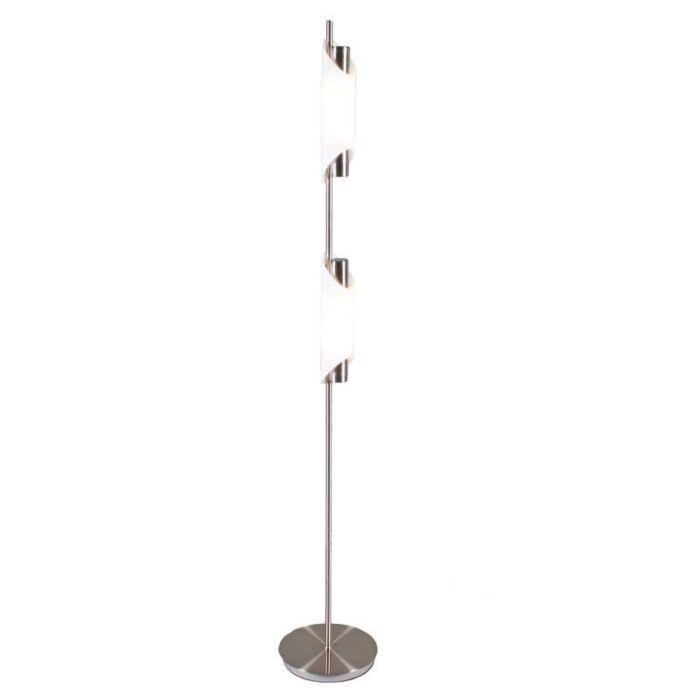 Stojací-lampa-Organ-2-ocel