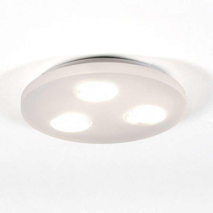 Stropní-svítidlo-Donna-3-kulaté