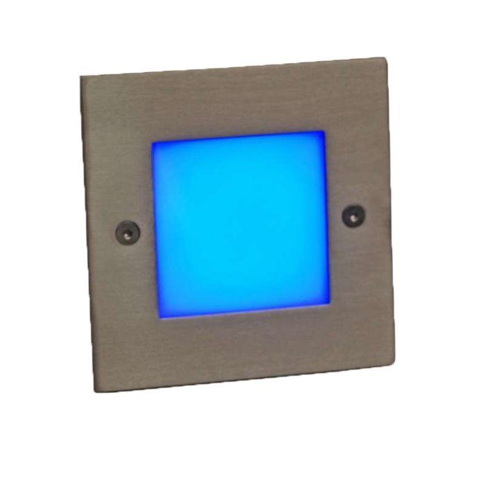 LED-zapuštěná-lampa-LEDlite-Square-10-modrá