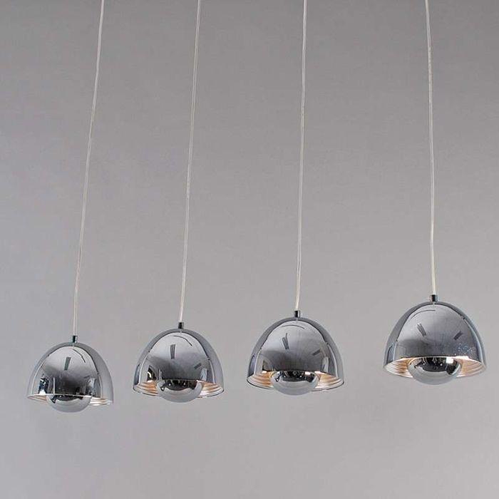 Závěsná-lampa-Elx-4-chrom
