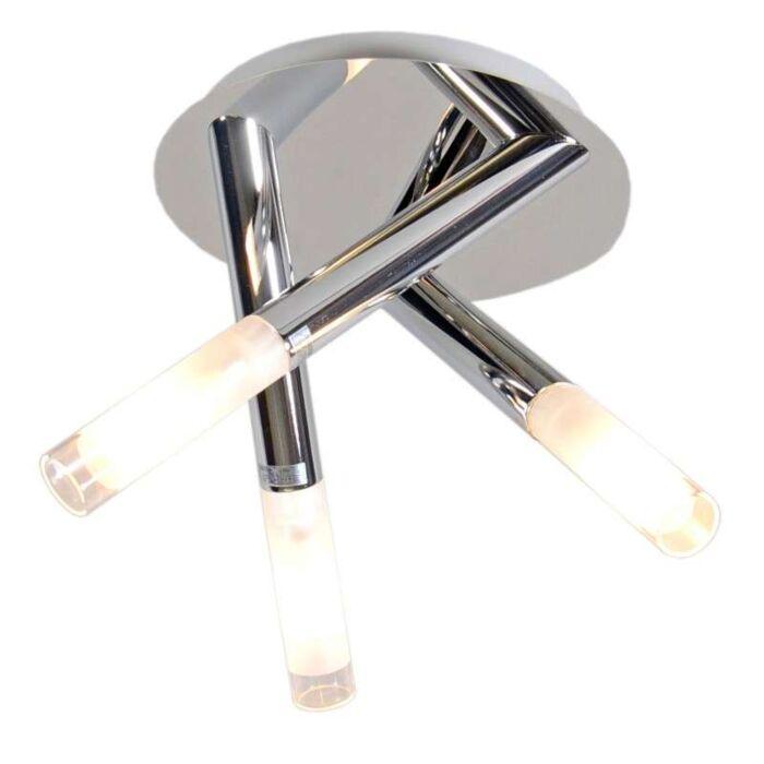 Stropní-svítidlo-Pipy-3-chrom