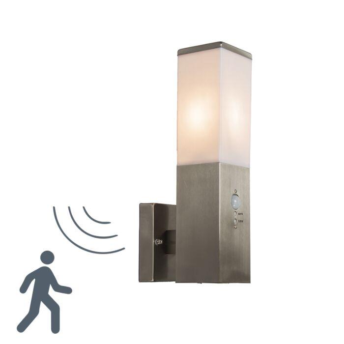 Venkovní-lampa-Malios-nástěnná-IR-ocel