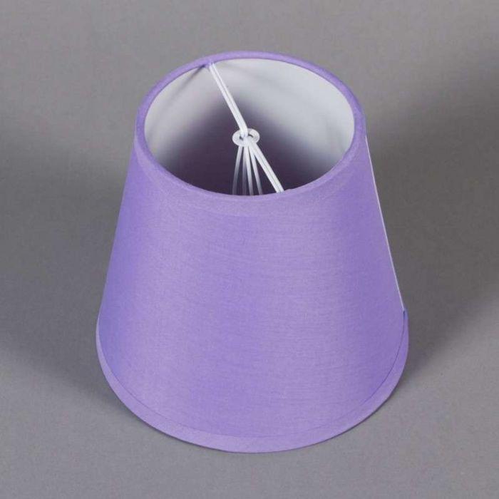 Upínací-čepice-ø15cm-fialová