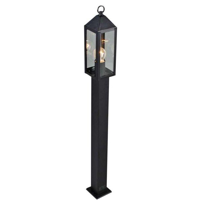 Venkovní-lampa-Bussum-P100-černá