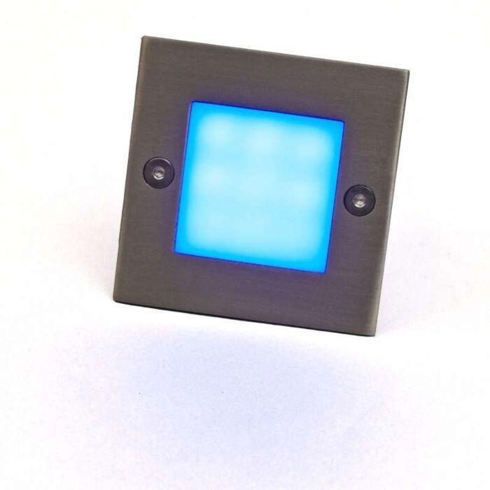 LED-zapuštěná-lampa-LEDlite-Square-7-modrá