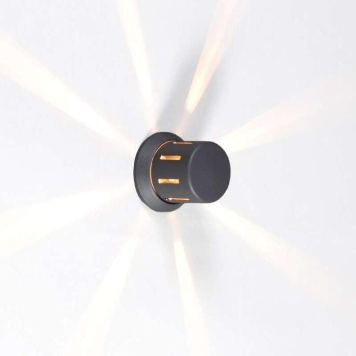 Venkovní-lampa-Surrey-graphite