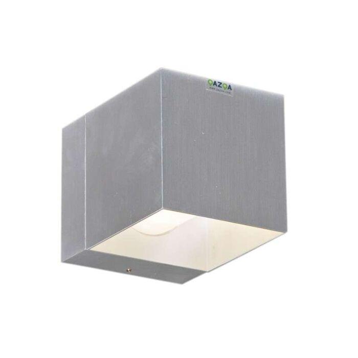 Nástěnná-lampa-Luca-hliníková-LED