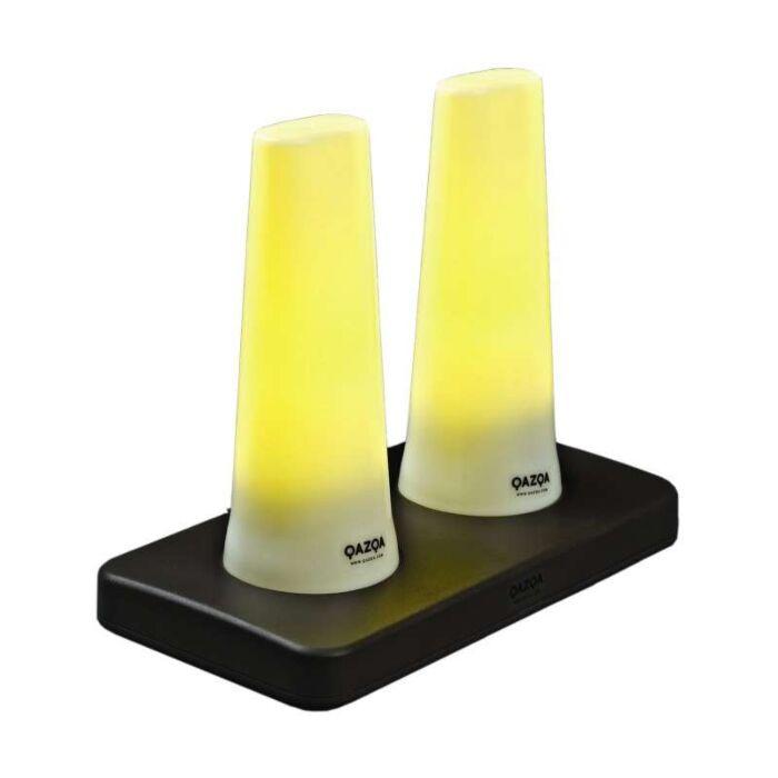 Sada-dvou-dobíjecích-LED-lamp-TUBE