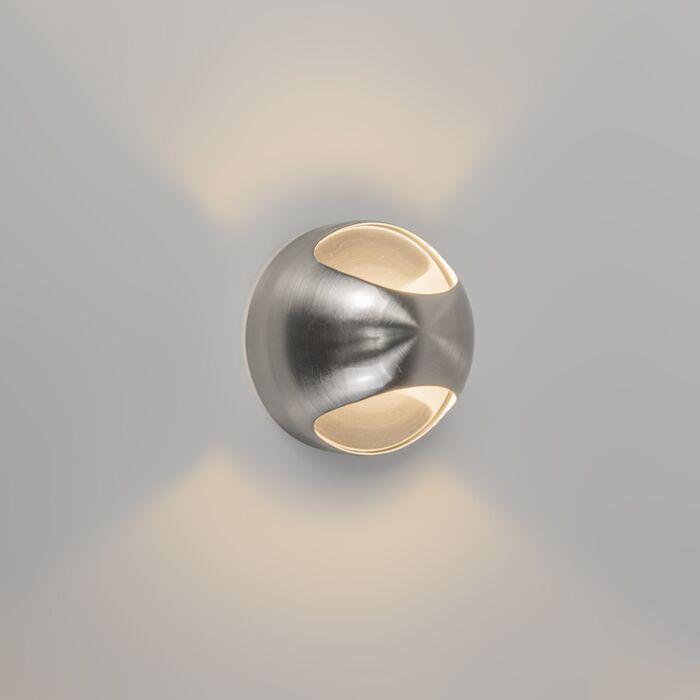 Nástěnná-lampa-OJO-ocel