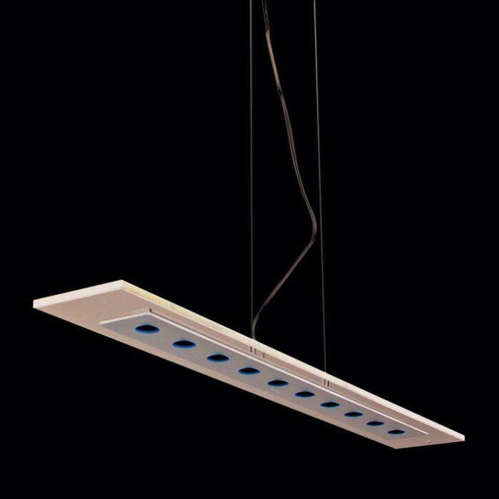 Závěsná-lampa-Credo-Straight-100-LED-černá