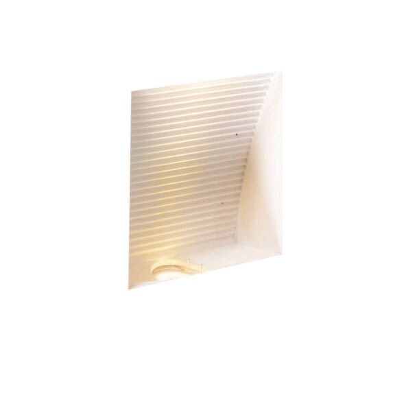 Nástěnná-lampa-Zero-square-LED-zapuštěná
