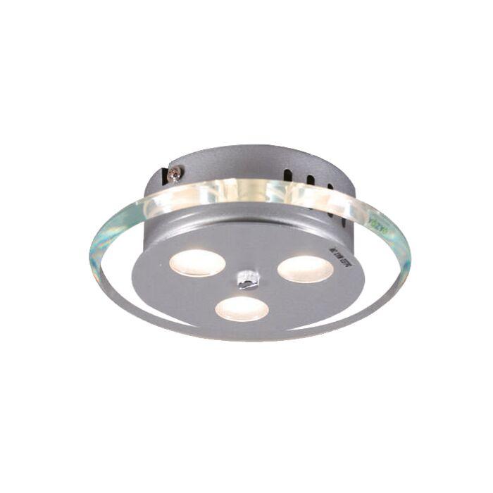 Stropní-svítidlo-Credo-kulaté-19-LED-čiré