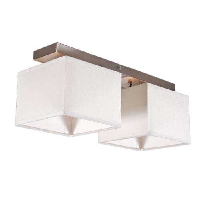 Stropní-lampa-VT-2-bílá