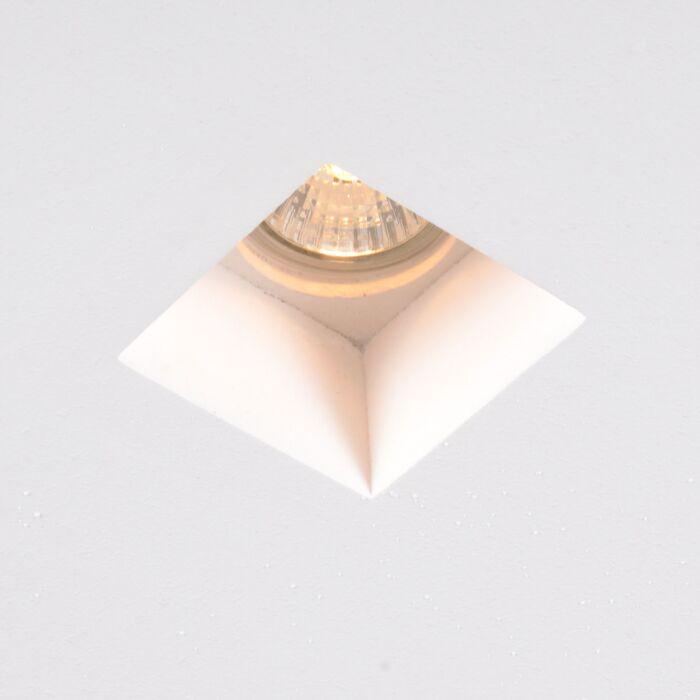 Moderní-zapuštěný-bodový-mini-čtverec---Gipsy-Zero