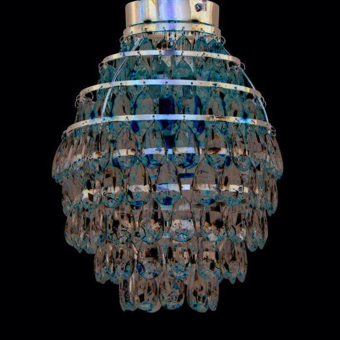 Stropní-svítidlo-Pinecone-chrome