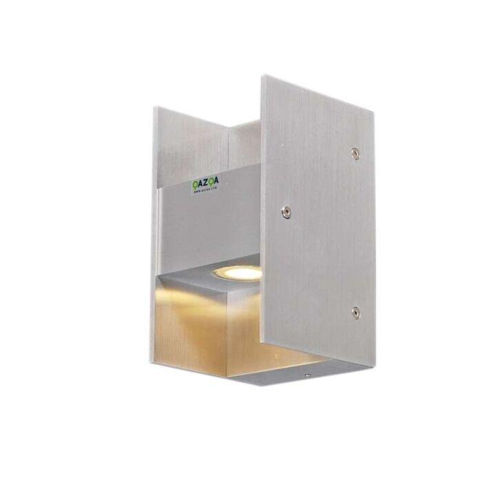 Nástěnná-lampa-Luna-II-hliníková-LED-IP54