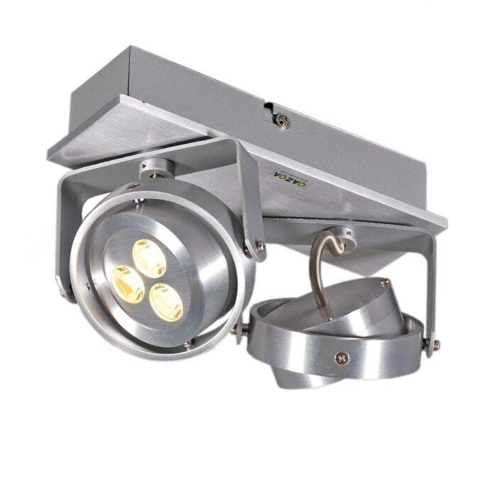 Spot-Keoni-2-LED-hliník