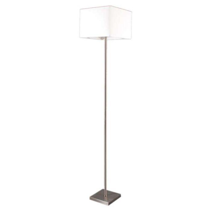 Stojací-lampa-bílá---VT