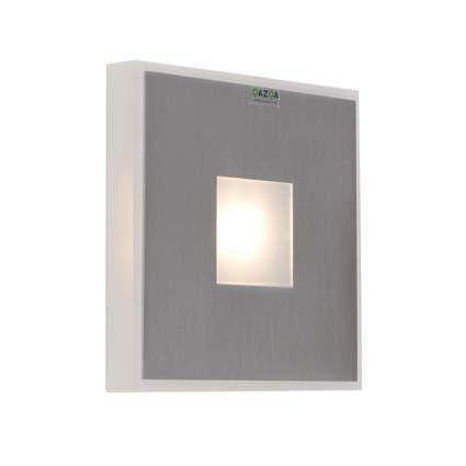 Nástěnná-lampa-Hana-čtvercová-hliníková-LED