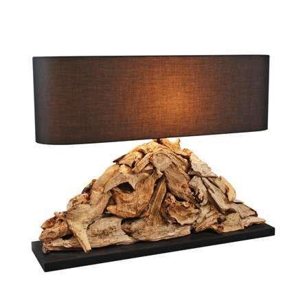 Stolní-lampa-Raman-Pymia-s-hnědým-odstínem