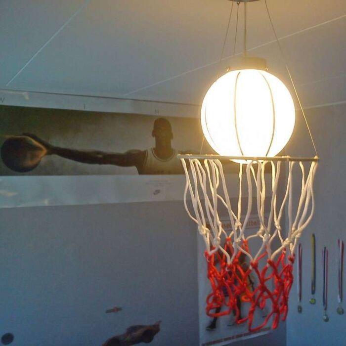Závěsná-lampa-Kids-Basketball
