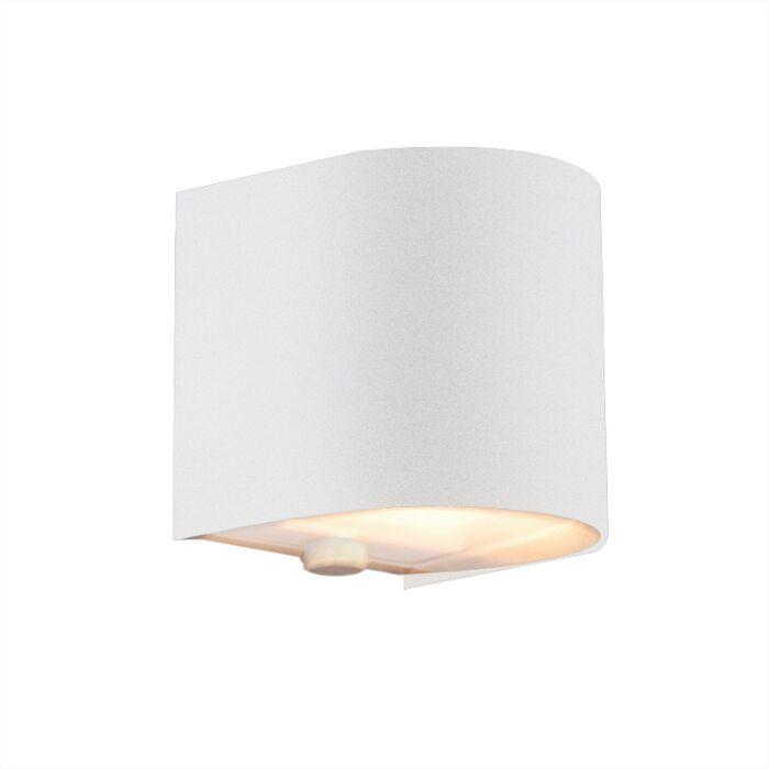 Nástěnná-lampa-Torci-bílá