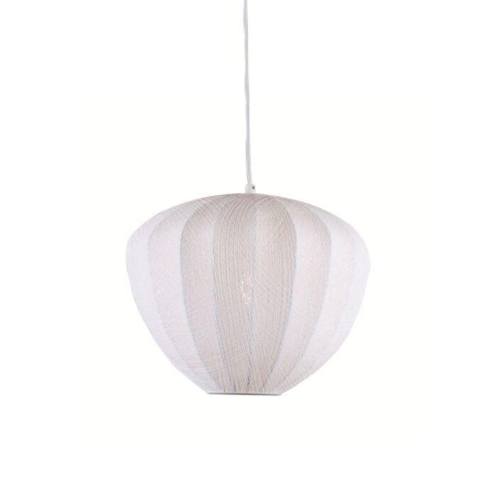 Závěsná-lampa-Apryl-40-bílá