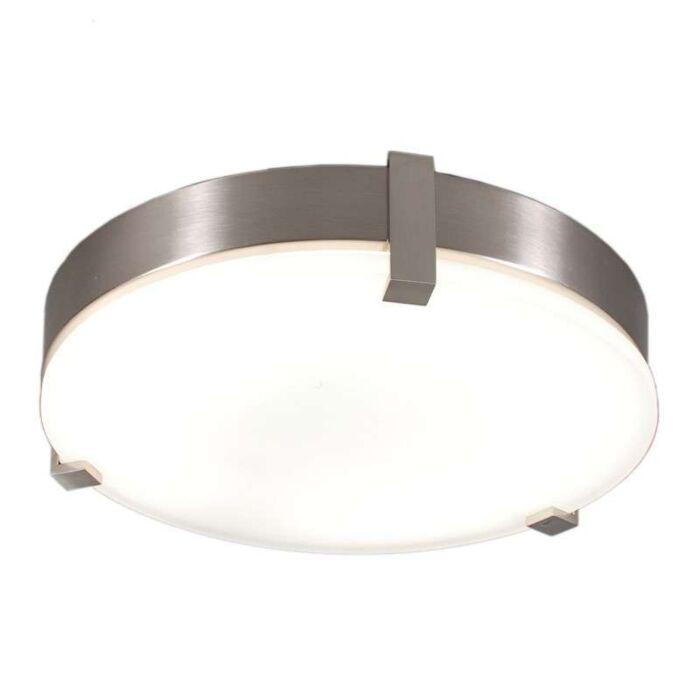 Stropní-lampa-Crook-kulatá-32W-ocel