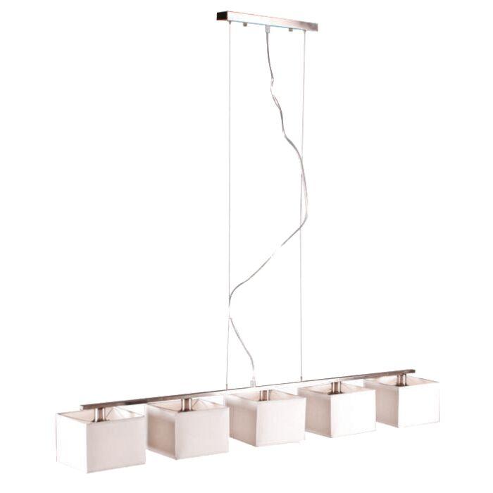 Závěsná-lampa-VT-5-bílá
