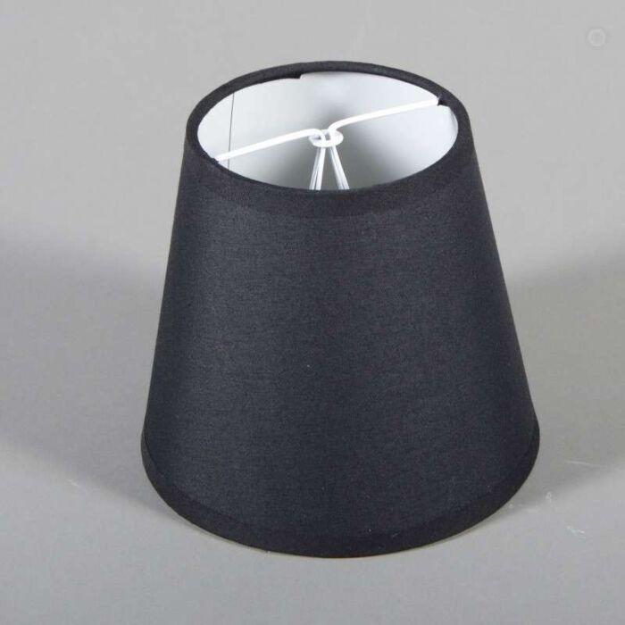 Upínací-čepice-ø15cm-černá