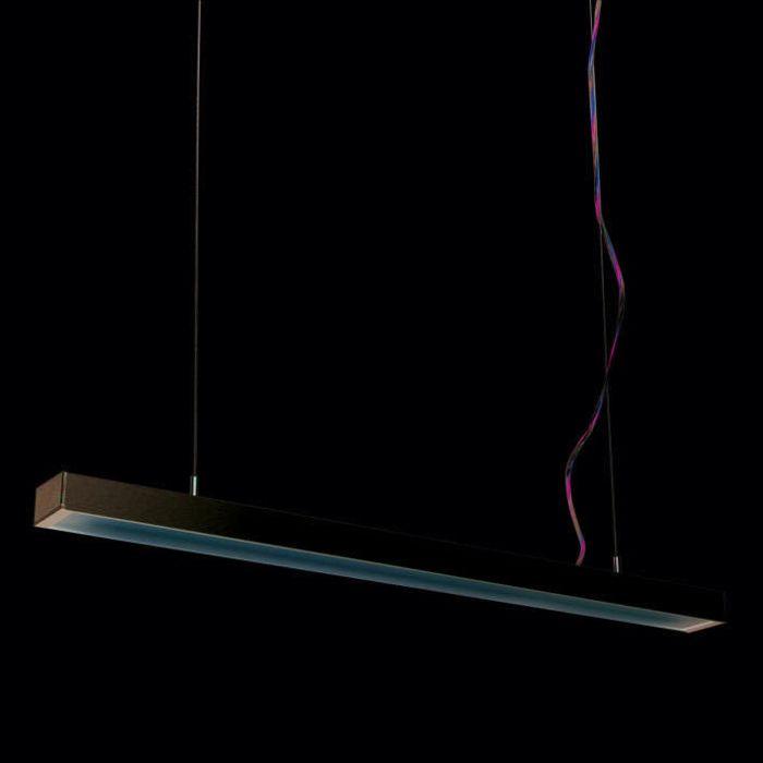 Závěsná-lampa-Tube-Q-stříbrná-21W