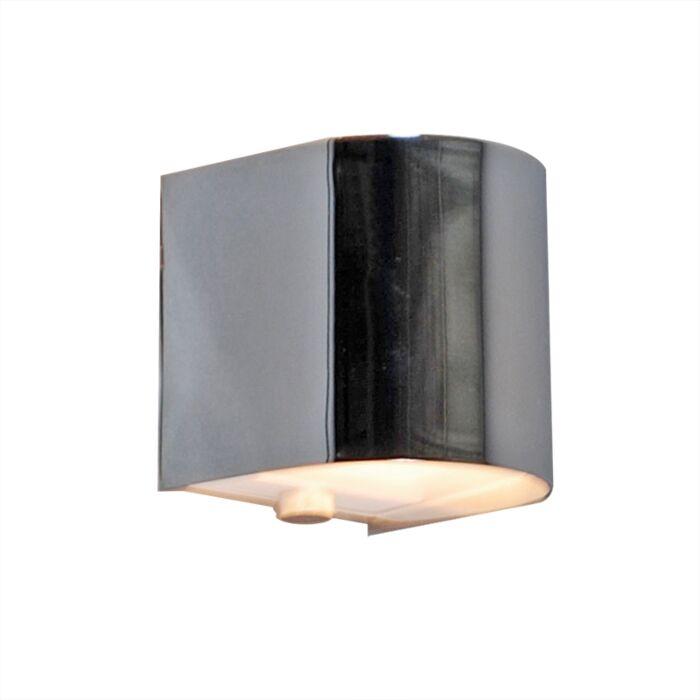 Nástěnná-lampa-Torci-chrom