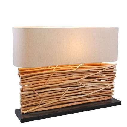 Stolní-lampa-Maha-s-plátěným-stínidlem
