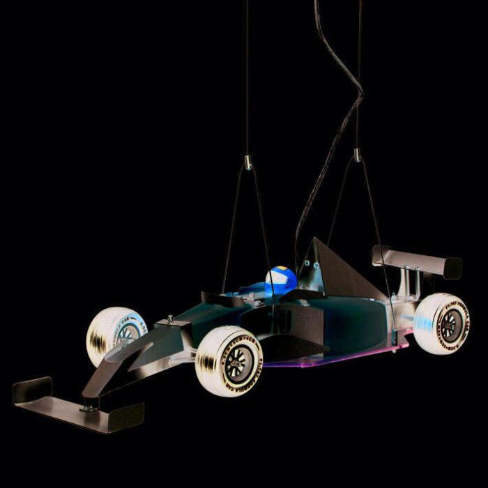 Závěsná-lampa-Kids-Formule-1-auto